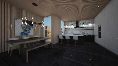 kitchen design2 - Kitchen  - by erladisgudmunds