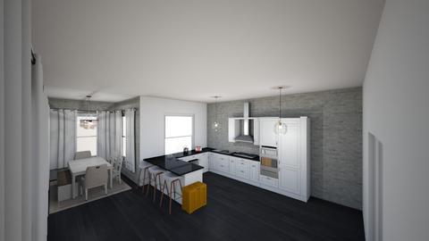 Kitchen - Modern - Kitchen - by junianarevilla
