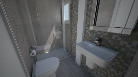glyfada - Glamour - Bathroom  - by alexmares