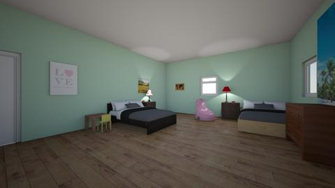 my room - Glamour - Bedroom  - by 29catsRcool