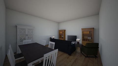 great room  - by Thomasbenko