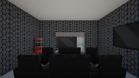 my cinema  - by karl1
