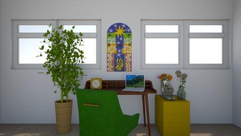 Kooky Office - Office  - by eternalglimpse