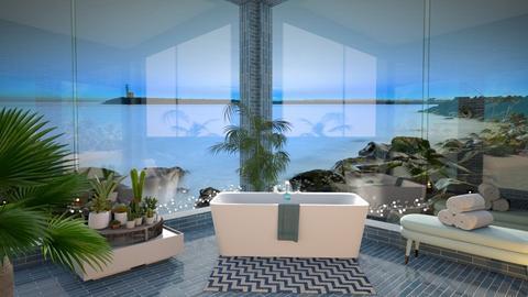 M_Giulia - Bathroom  - by milyca8