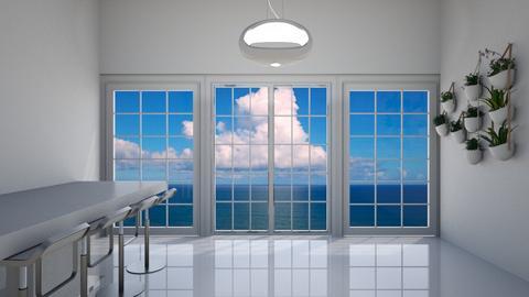 ocean - Modern - by lokneszikolbasz