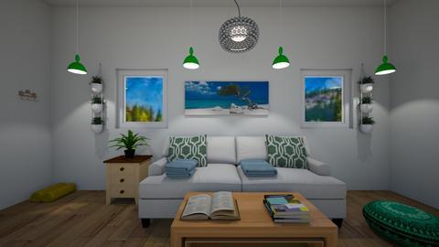 living - Modern - Living room  - by Amelia i Szymon