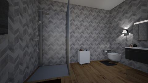 Son bathroom - Bathroom  - by Kwilliams2603