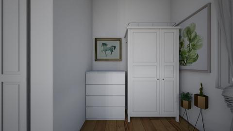 Eniko szobaja - Modern - Bedroom  - by subakutya