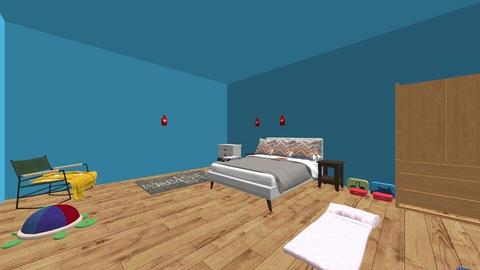 freyas bedroom - Bedroom - by froodlepops
