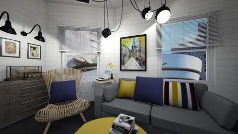 ER99 - Living room - by Gella
