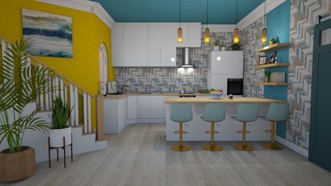 TMKTCH - Kitchen - by Miss MH