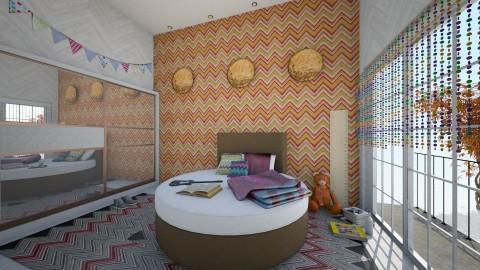 ziggy stardust - Vintage - Kids room  - by Ripley86