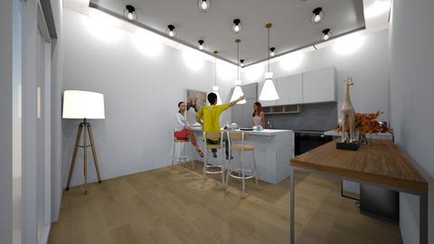 cipulala - Modern - Kitchen  - by jslyn