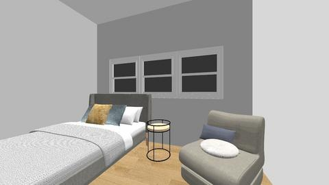 My dream house - Modern - by cactusgirl