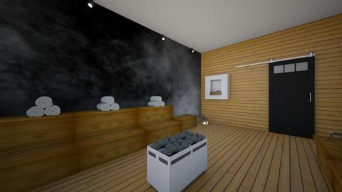 Sauna room - by TusaTimea
