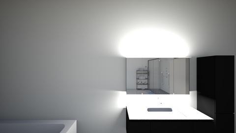 room 1 - Bathroom  - by krew