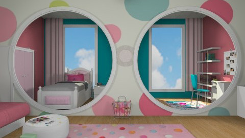 Dottie - Kids room  - by steph01mami