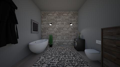 Students house - Modern - Bathroom - by Marlisa Jansen