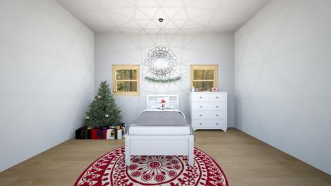 christmas room - Kids room  - by katemarsh