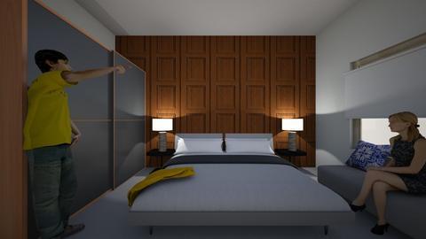 bedroom - Modern - Bedroom  - by sakshivyas315