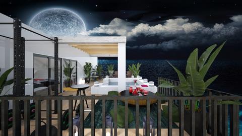 rooftop terrace split 11 - by rechnaya