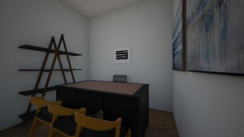 room 7 office - Modern - Office  - by Schwaner