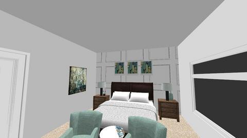 Bedroom - Classic - Bedroom  - by Reetg