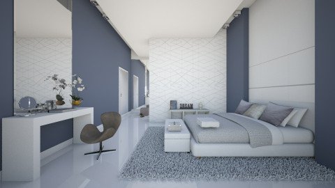 Bedroom Classic - Classic - Bedroom - by Valeska Stieg