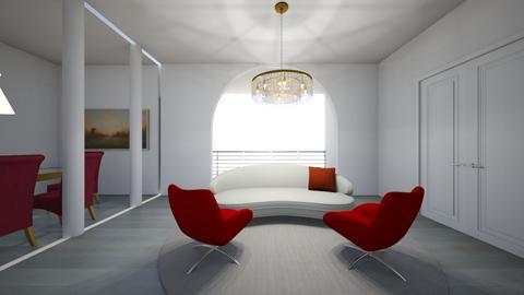 sala de estar  - Living room  - by alicia vieira