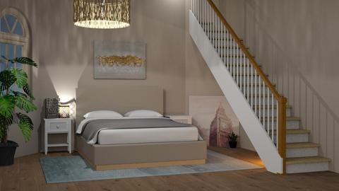 Vanilla Bedroom - Bedroom  - by ItsKalaniOfficial