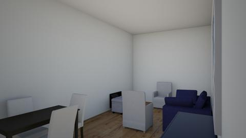 Living Room - by Nesreen Sallam
