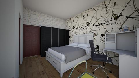 avy - Living room  - by iamsudhanshu