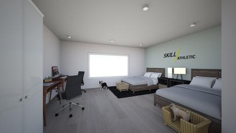 istaba 2 - Bedroom - by keita4156