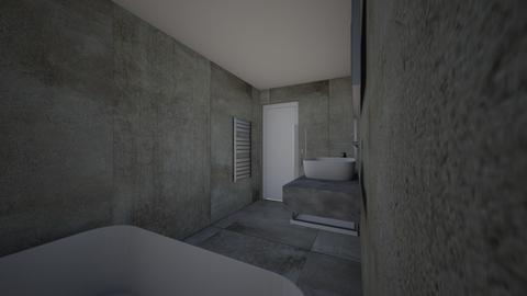 badkamer - Bathroom  - by jennyenannie