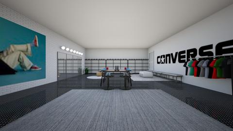 converse store - Office  - by yerroboi