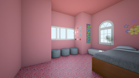 girl room - Glamour - Kids room  - by Taylor Husband
