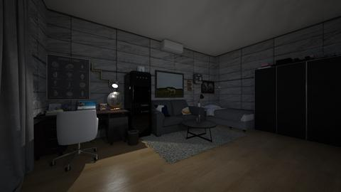 motel for student - Modern - by thanhngoc
