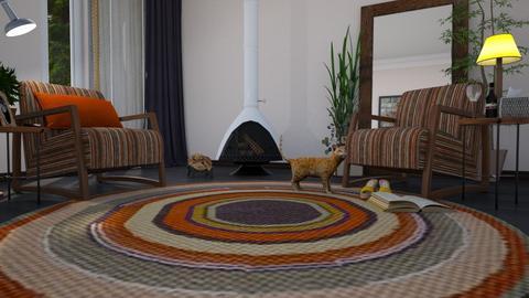 rug - Feminine - Living room  - by donella