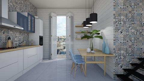For FANGIRLdesigner - Kitchen  - by Victoria_happy2021