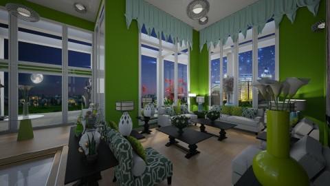 Seja Bem Vindo - Modern - Living room  - by Maria Helena_215