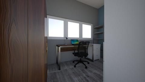 OFFICE BACKROOM - by CHRSLBW