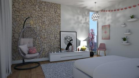 bedroom - Bedroom - by domi328