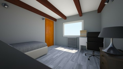 My room - Classic - Office  - by damian8284