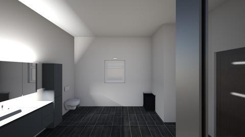 maquette - Bathroom  - by ddewaal