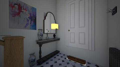 hallway - by phoenix1707
