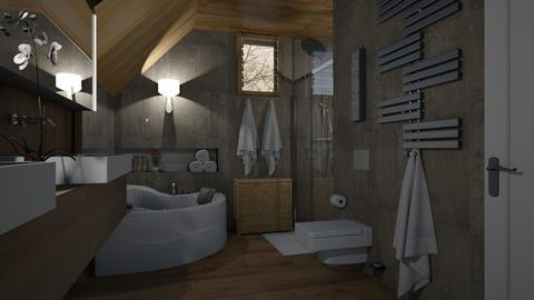 Varsaw - Modern - Bathroom  - by LuzMa HL