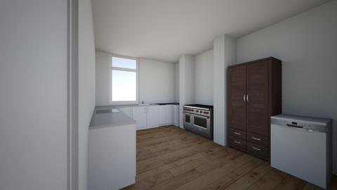 Kichen - Kitchen  - by parablax