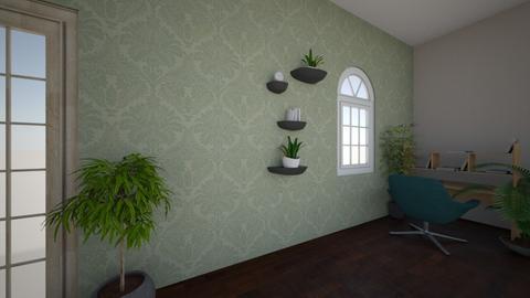 cool office room - by nb20ldalrympe