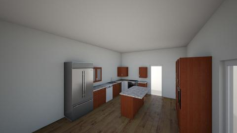 William Pietrowsky - Modern - Kitchen  - by WILLIAMPIETROWSKY31147