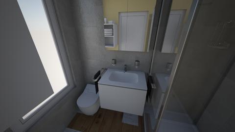 New Condo - Bathroom  - by Sternschanze